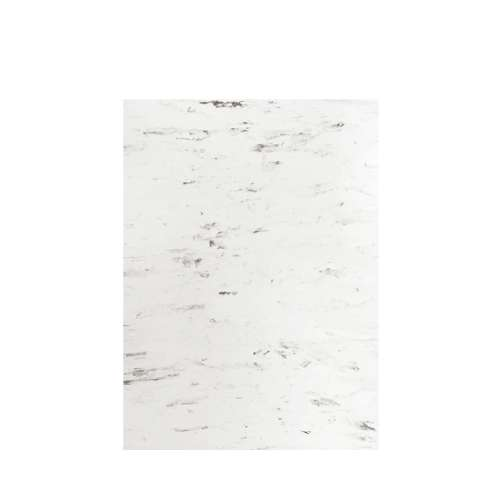 Monterey 60-in x 84-in Glue to Wall Tub Wall Panel, Carrara/Velvet