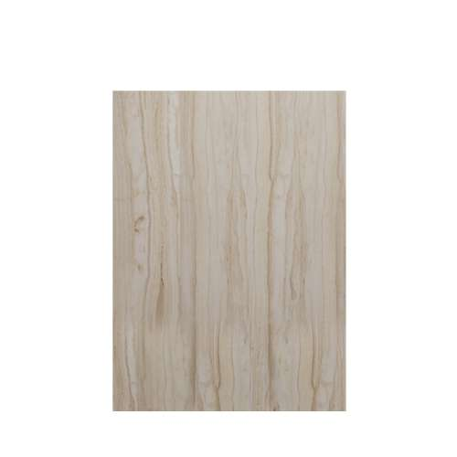Silhouette 60-in x 84-in Glue to Wall Tub Wall Panel, Jupiter Stone