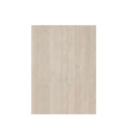 Silhouette 60-in x 84-in Glue to Wall Tub Wall Panel, Washed Oak