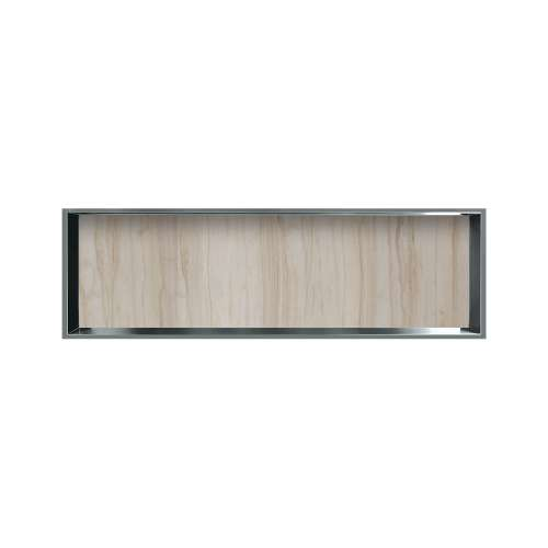 46.5-in. Recessed Horizontal Storage Pod Rear Lined in Jupiter Stone