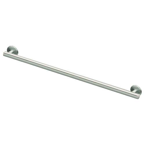 Sienna Stainless Steel 1-1/4-in Dia. 42-inch Grab Bar, in Brushed Stainless
