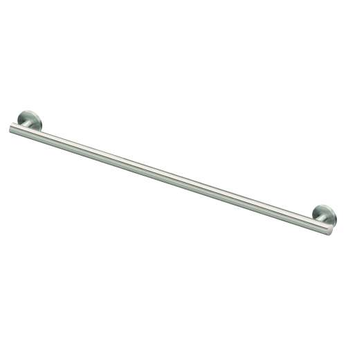 Sienna Stainless Steel 1-1/4-in Dia. 48-inch Grab Bar, in Brushed Stainless
