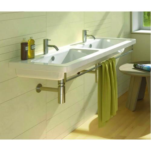 Samuel Mueller Norwich 125 Series Wall-Mounted Washbasin