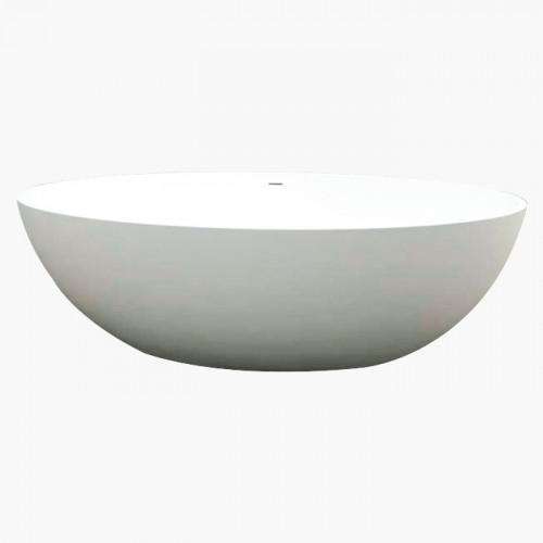 Samuel Mueller Sabrina 66in Freestanding Bathtub