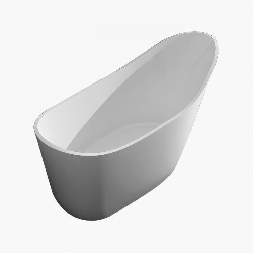Samuel Mueller Verona 66in Freestanding Bathtub