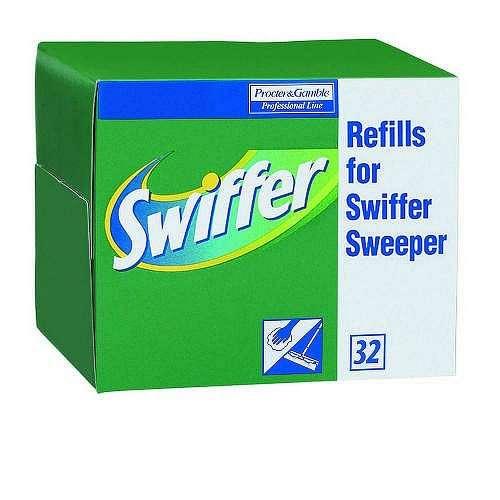 Sweeper 11-4/5-in Swiffer Dry Pgc-33407 - Refill F/Pcg-09060