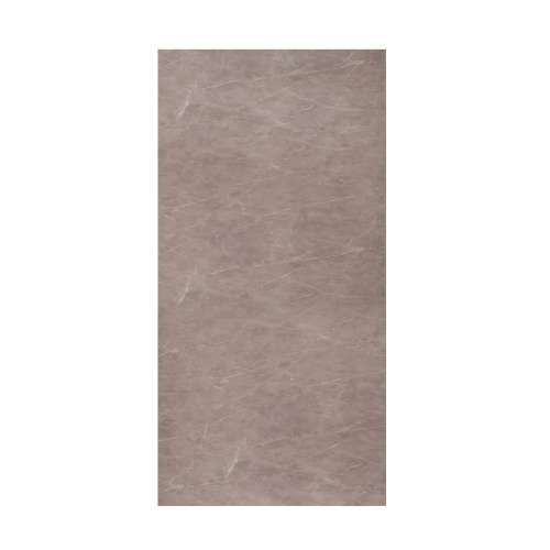 Silhouette 48-in x 96-in Glue to Wall Wall Panel, Brown Stone