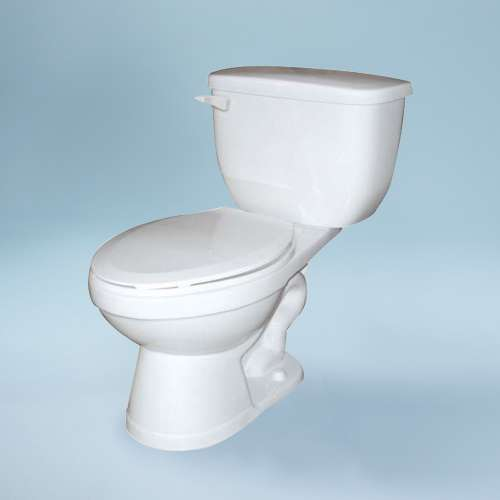 Samuel Mueller Millwood 2-Piece 1.0 GPF ADA Elongated Toilet