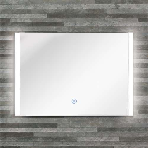 Samuel Mueller Eclipse LED-Backlit Contemporary Mirror