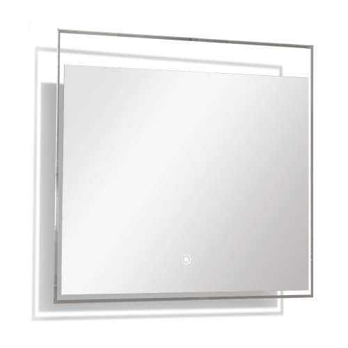 Samuel Mueller Toledo LED-Backlit Contemporary Mirror