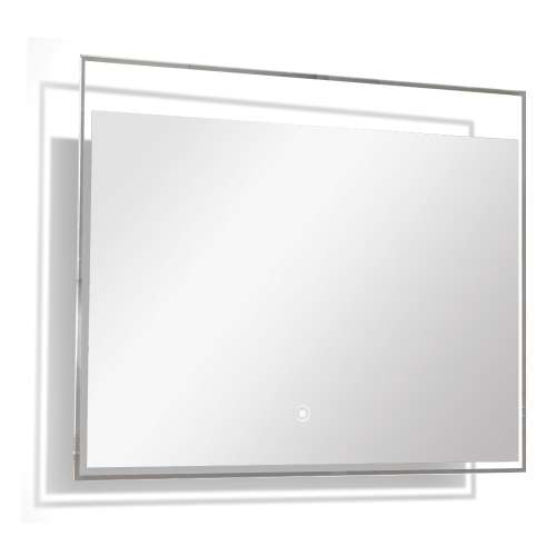 Samuel Mueller Toledo LED-Backlit Contemporary Mirror