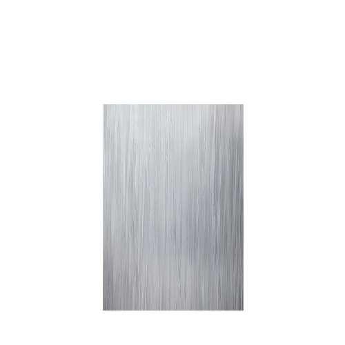 Luxura 48-in x 72-in Glue to Wall Tub Wall Panel, Iceberg Grey