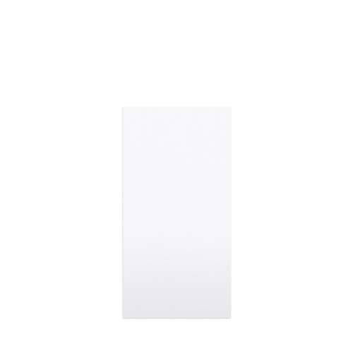 Monterey 36-in x 72-in Glue to Wall Tub Wall Panel, White/Velvet