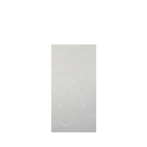 Monterey 36-in x 72-in Glue to Wall Tub Wall Panel, Moon Stone/Velvet