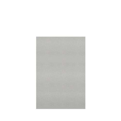 Monterey 48-in x 72-in Glue to Wall Tub Wall Panel, Grey Stone/Velvet
