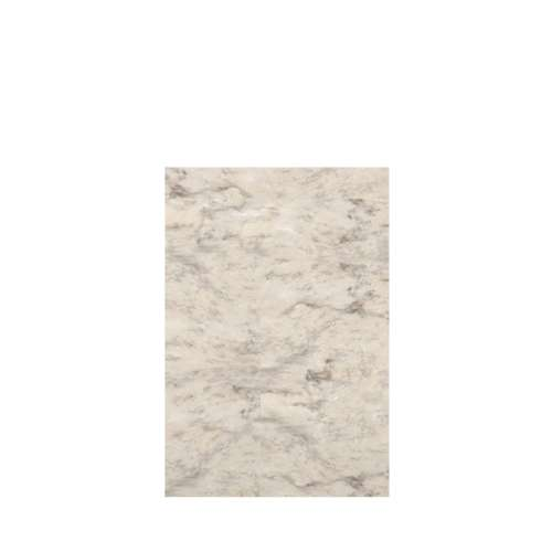 Monterey 48-in x 72-in Glue to Wall Tub Wall Panel, Creme/Velvet