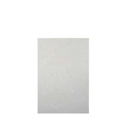 Monterey 48-in x 72-in Glue to Wall Tub Wall Panel, Moon Stone/Velvet