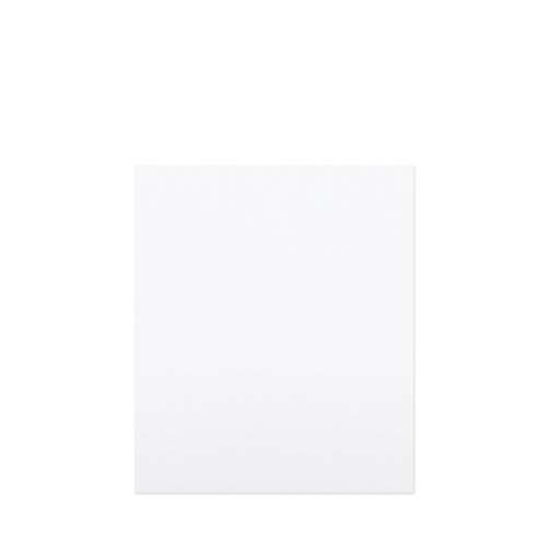 Monterey 60-in x 72-in Glue to Wall Tub Wall Panel, White/Velvet