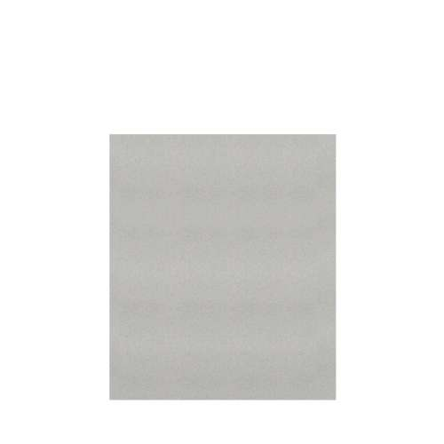 Monterey 60-in x 72-in Glue to Wall Tub Wall Panel, Grey Stone/Velvet