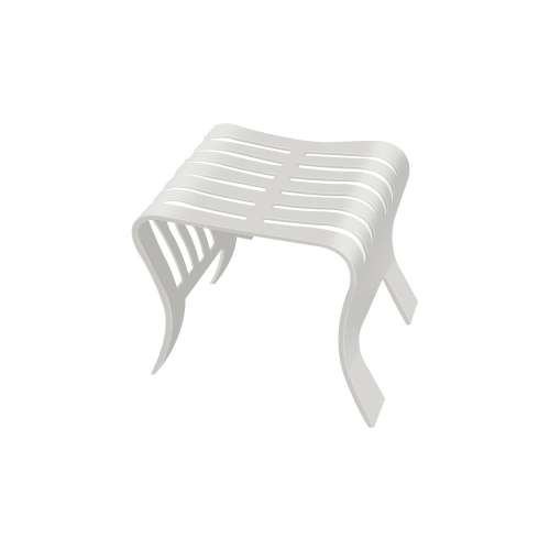 17-in x 14.375-in Portable Shower Seat, in Concrete