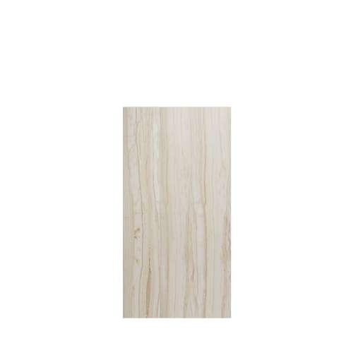 Silhouette 36-in x 72-in Glue to Wall Tub Wall Panel, Jupiter Stone