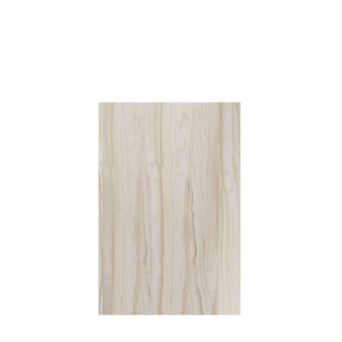 Silhouette 48-in x 72-in Glue to Wall Tub Wall Panel, Jupiter Stone