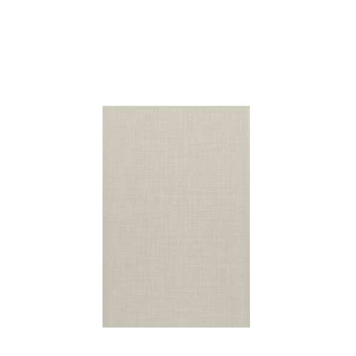 Silhouette 48-in x 72-in Glue to Wall Tub Wall Panel, Linen