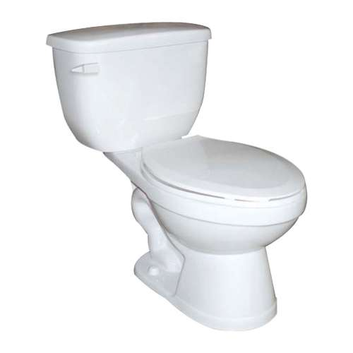 Samuel Mueller Millwood All-in-One 2-Piece 1.0 GPF Round Toilet