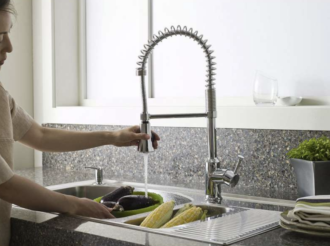 best facuet for kitchen sink