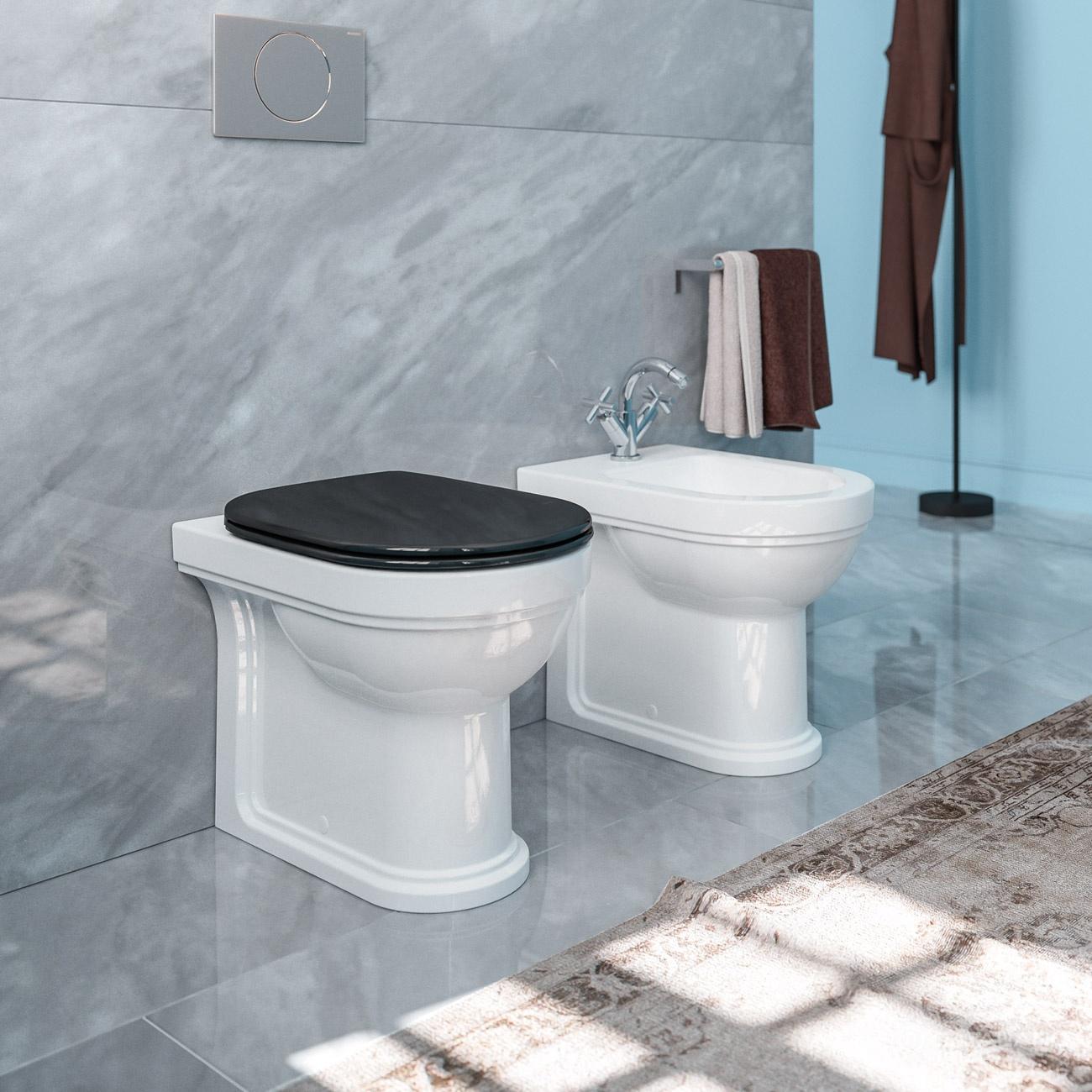 toilet seats with bidet